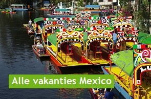 alle vakanties in Mexico
