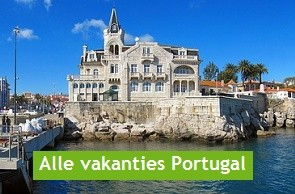alle vakanties in Portugal